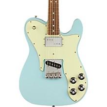 Vintera '70s Telecaster Custom Pau Ferro Fingerboard Electric Guitar Sonic Blue