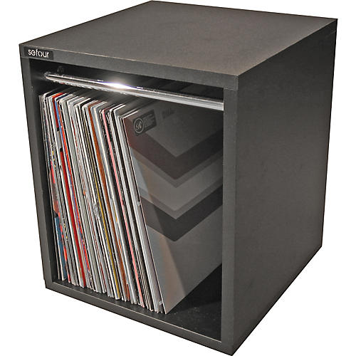 Sefour Vinyl Record Carry Box