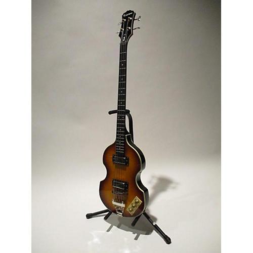 used epiphone viola electric bass guitar vintage sunburst guitar center. Black Bedroom Furniture Sets. Home Design Ideas