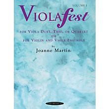 Alfred ViolaFest Vol. 1 (Book)
