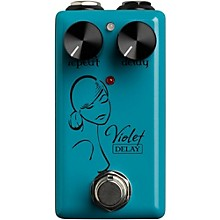 Red Witch Violet Delay Guitar Effects Pedal Level 1