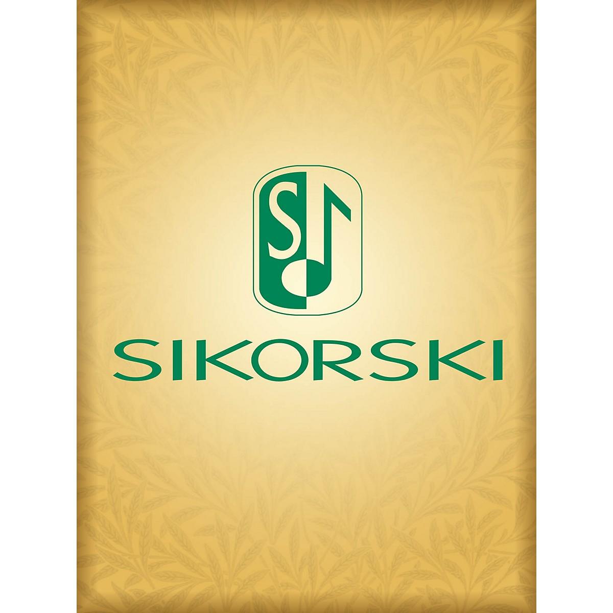 Sikorski Violin Concerto (Study Score) Study Score Series Composed by Aram Khachaturian