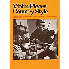 Music Sales Violin Pieces - Country Style Music Sales America Series Softcover