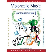 Editio Musica Budapest Violoncello Music for Beginners - Volume 1 EMB Series Composed by Various