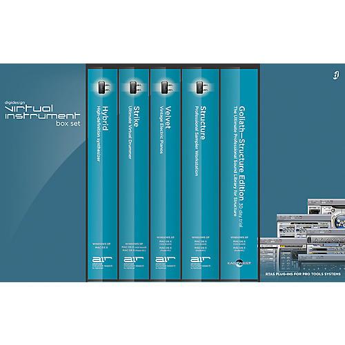 Digidesign Virtual Instrument Box Set