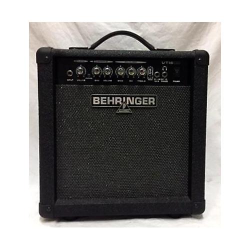 Behringer Virtube VT15CD 15W 1x8 Guitar Combo Amp