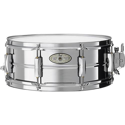 Pearl Vision SensiTone Steel Snare Drum
