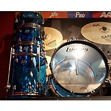 Ludwig Vistalite Drum Kit