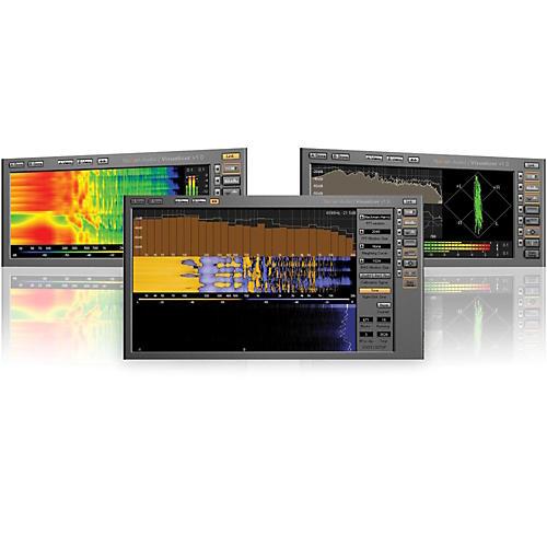 NuGen Audio Visualizer Audio Analysis Software Download