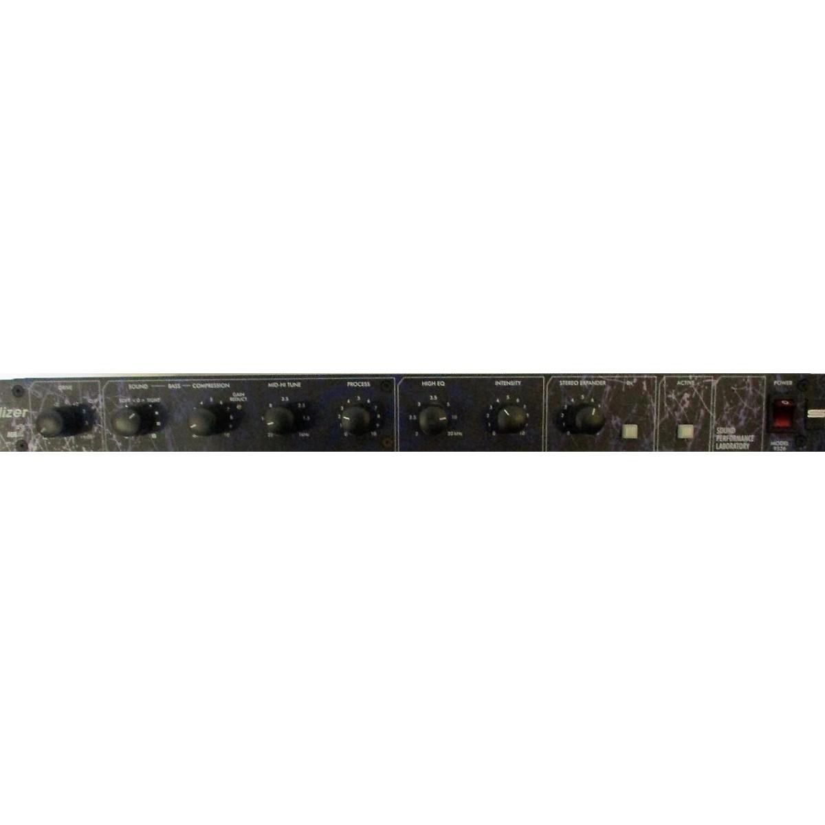 SPL Vitalizer Stereo MK2 Exciter