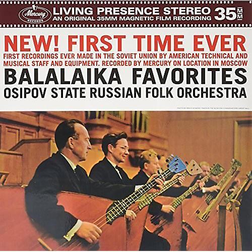 Alliance Vitaly Gnutov - Balalaika Favorites