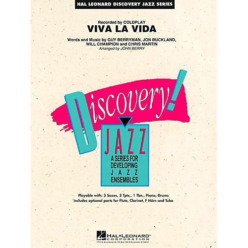 Hal Leonard Viva La Vida Jazz Band Level 1.5