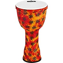 VivaRhythm Boom Series Djembe Pre-tuned Synthetic Head 10 in. Sunshine