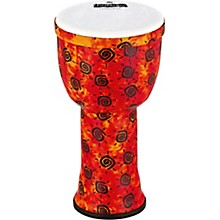 VivaRhythm Boom Series Djembe Pre-tuned Synthetic Head 8 in. Sunshine