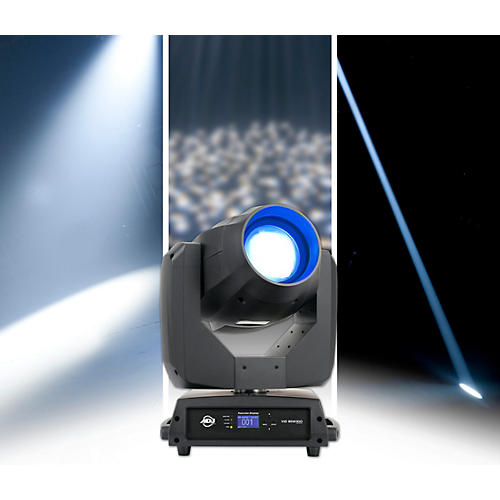American DJ Vizi BSW 300 LED Moving Head Hybrid Beam Spot Wash Fixture with Gobos