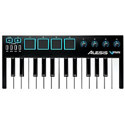 Vmini 25-Key Portable Keyboard Controller