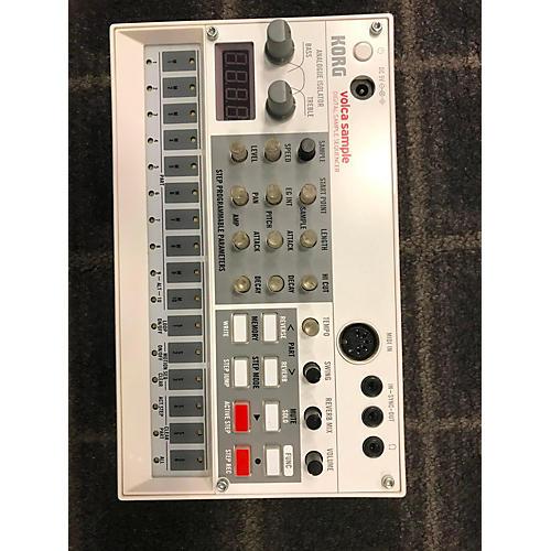 Korg Voca Sample Production Controller