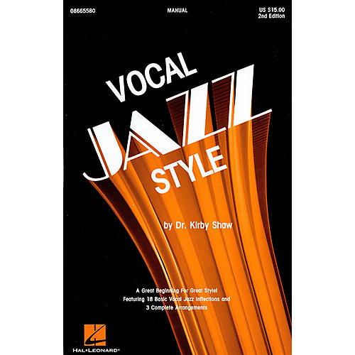 Hal Leonard Vocal Jazz Style (2nd Ed.) DIRECTOR MAN composed by Kirby Shaw