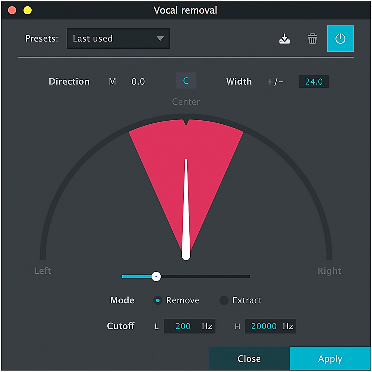 2nd Sense Vocal Remover Software Download