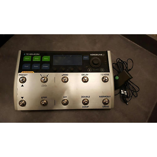 TC Helicon Voice Live 3 Effect Processor