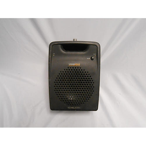 TC Helicon Voice Solo Powered Monitor