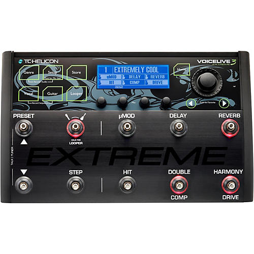 TC Helicon VoiceLive 3 Extreme