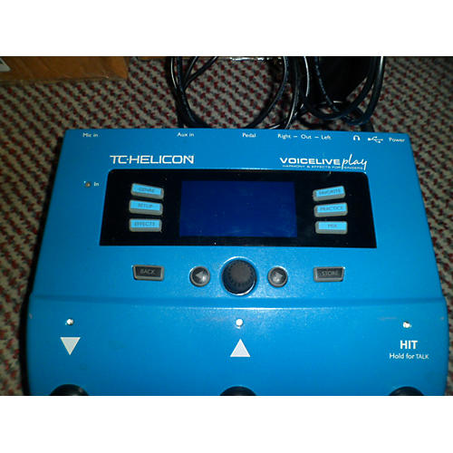 TC Helicon VoicePlay Vocal Processor