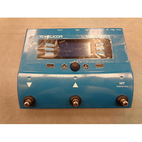 TC Helicon Voicelive Play Effect Processor