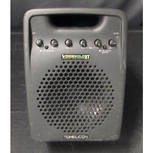 TC Helicon Voicesolo Xt Vocal Processor