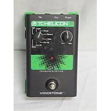 TC Helicon Voicetone D1 Effect Pedal