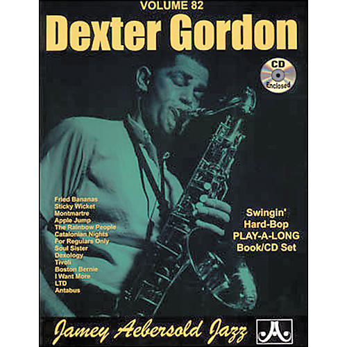 Jamey Aebersold (Vol. 82) Dexter Gordon
