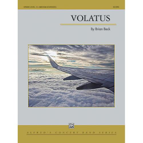 Alfred Volatus - Grade 3.5 (Medium)