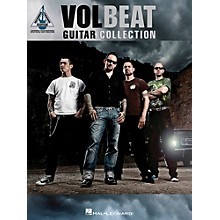 Hal Leonard Volbeat Guitar Tab Collection