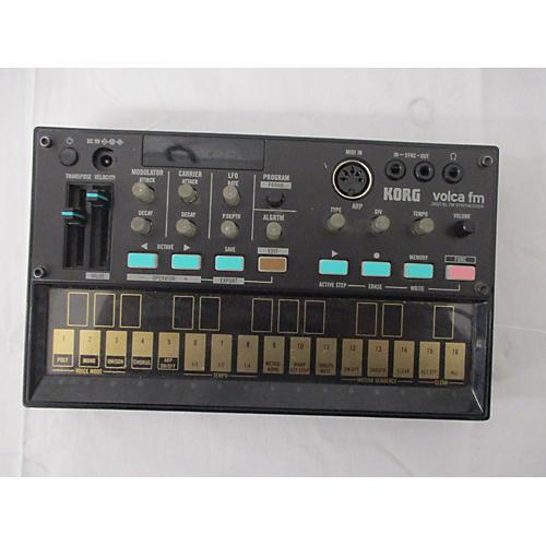 used korg volca fm synthesizer guitar center. Black Bedroom Furniture Sets. Home Design Ideas
