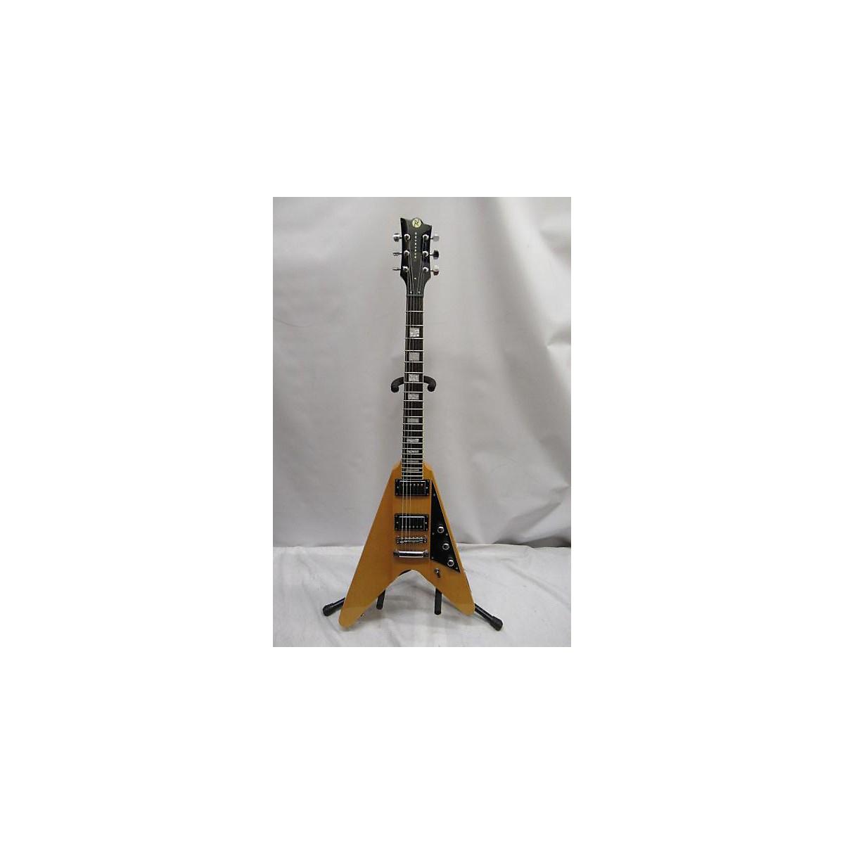 Reverend Volcano V Solid Body Electric Guitar