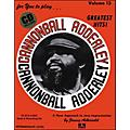 Jamey Aebersold Volume 13 - Cannonball Adderly - Play-Along Book and CD Set thumbnail