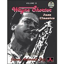 Jamey Aebersold Volume 33 - Wayne Shorter - Book and CD Set