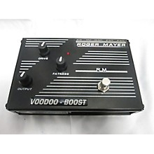 Roger Mayer VooDoo Boost Effect Pedal