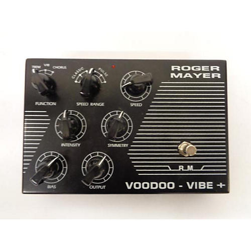 Roger Mayer Voodoo Vibe + Effect Pedal