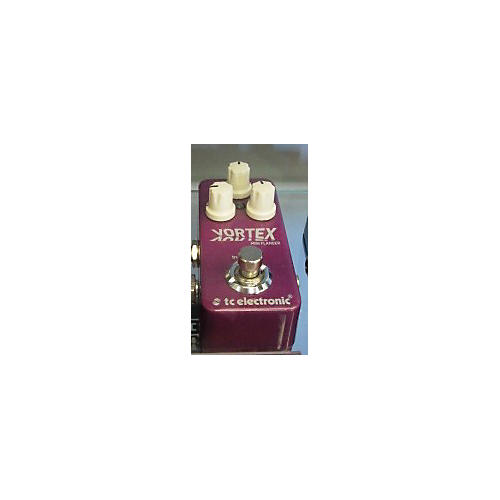 TC Electronic Vortex Mini Flanger Effect Pedal