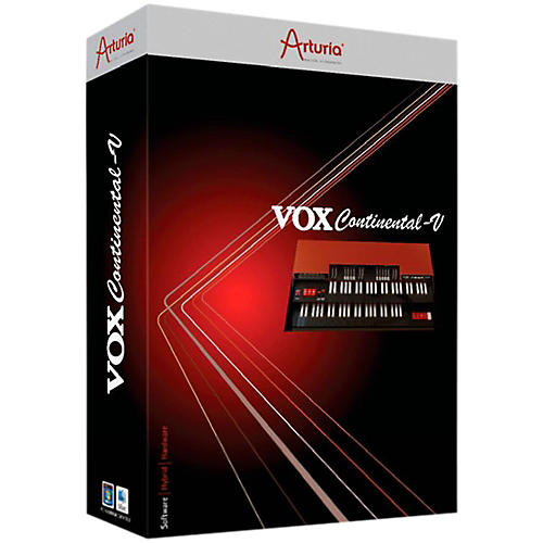 Arturia Vox Continental V