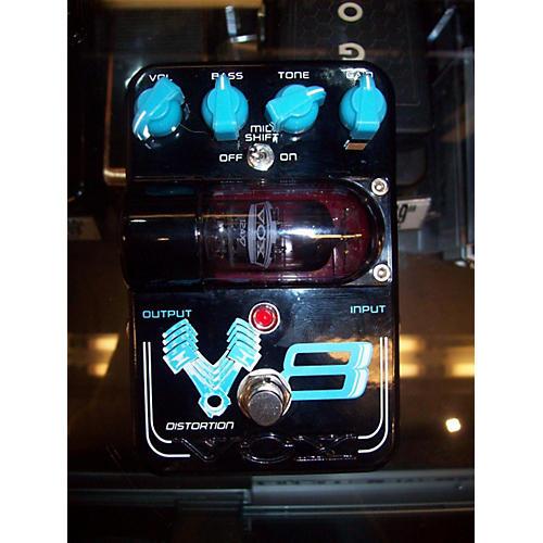 Vox Vox TG1V8DS Tone Garage V8 Distortion Pedal Effect Pedal