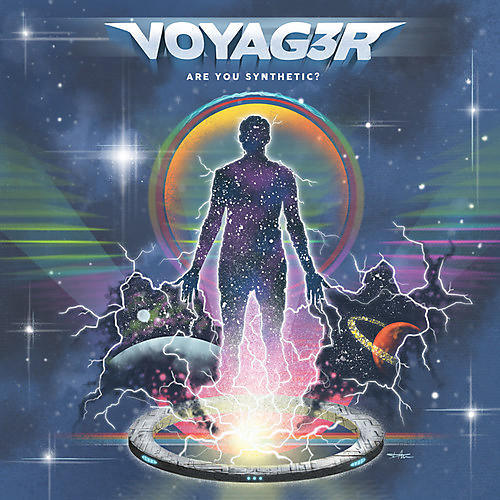 Alliance Voyag3R - Are You Synthetic?