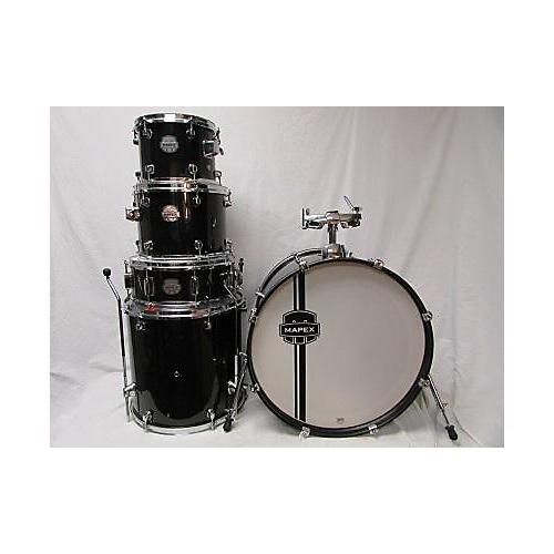 Used Mapex Voyager Drum Kit Guitar Center