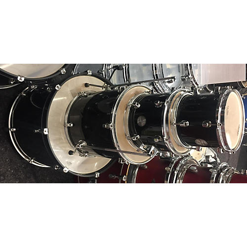 Mapex Voyager Ltd Ed 8 Piece Drum Kit