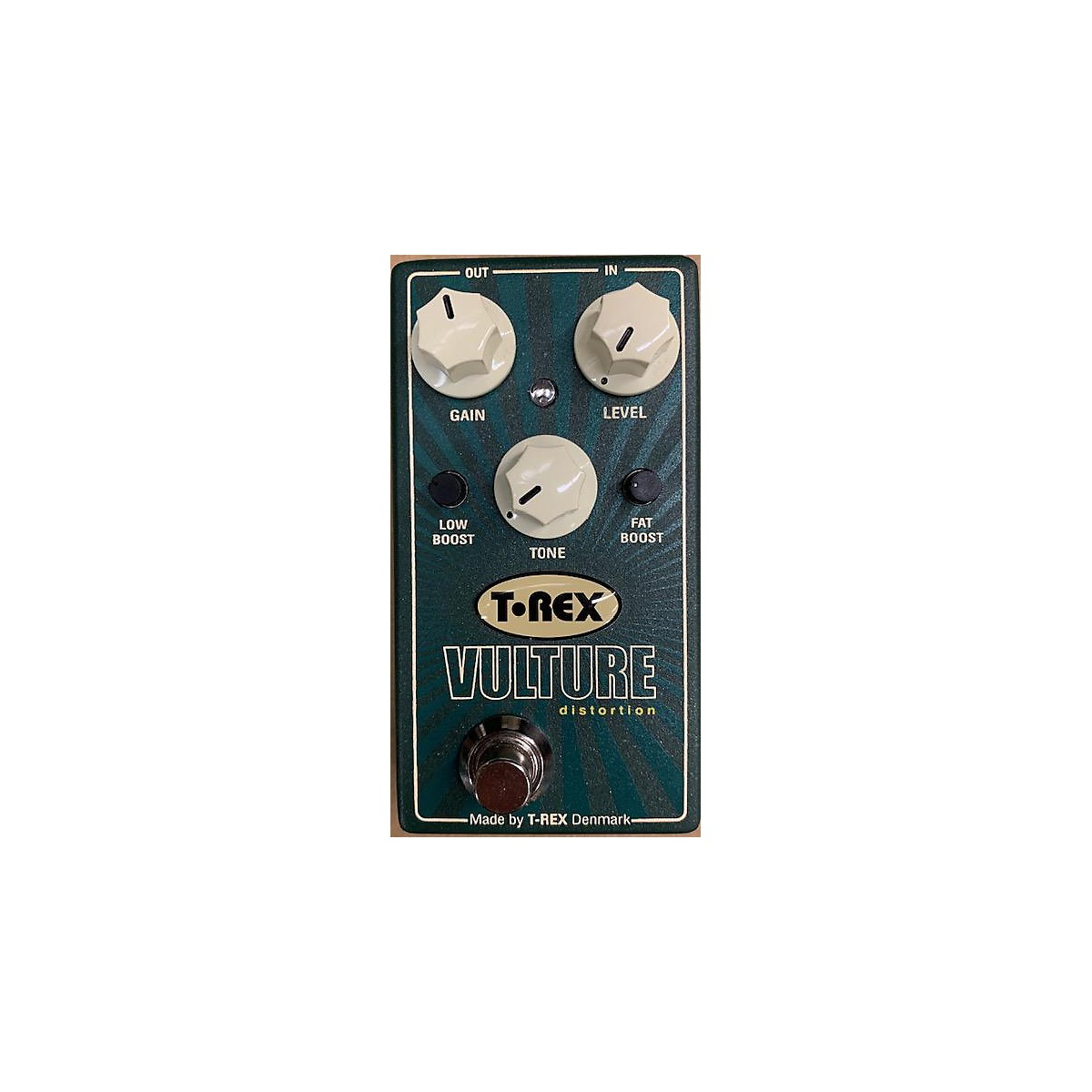 T-Rex Engineering Vulture Effect Pedal