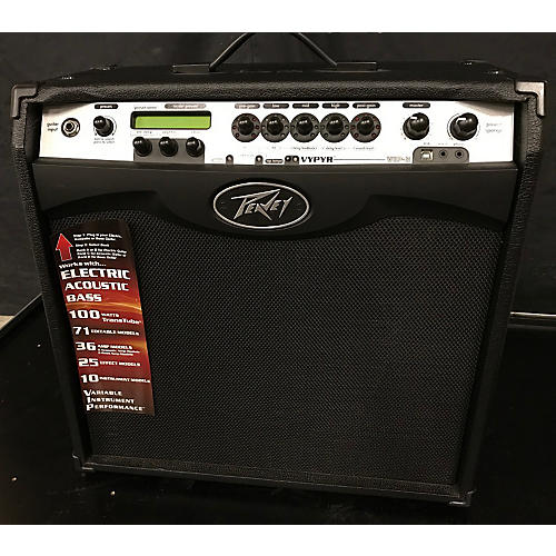 used peavey vypyr vip 3 100w 1x12 guitar combo amp guitar center. Black Bedroom Furniture Sets. Home Design Ideas