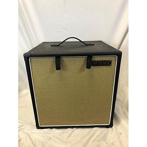 Seismic Audio W/ Eminence Legend EM12 Speaker Guitar Cabinet