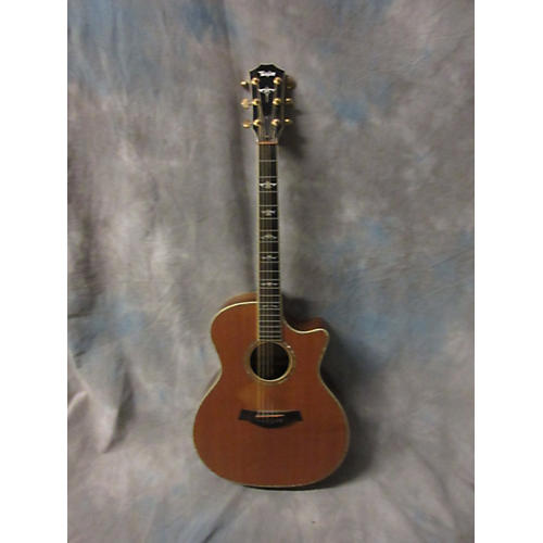 used taylor w14c acoustic electric guitar guitar center. Black Bedroom Furniture Sets. Home Design Ideas