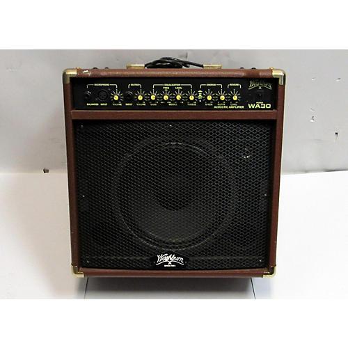 Washburn WA 30 Acoustic Guitar Combo Amp
